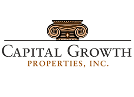 Capital Growth Properties logo.