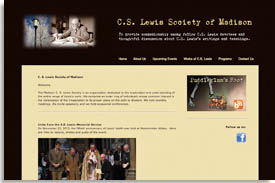 C. S. Lewis Society of Madison website.