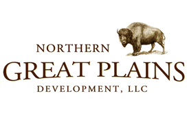 Great Plains Development logo.