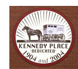 Kennedy Dairy decal.