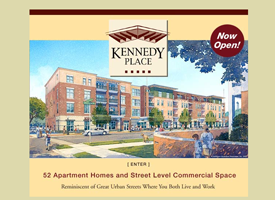 Kennedy Place apartments website
