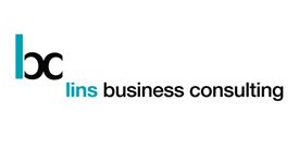 Lins Business Consulting  logo.