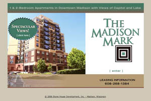 The Madison Mark Apartments website.