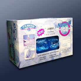 Natural Ice 1 lb. package.