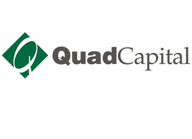 Quad Capital logo.