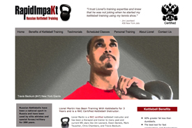 The Rapid Impakt  website.