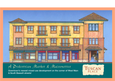 Tuscan Place Apartments.