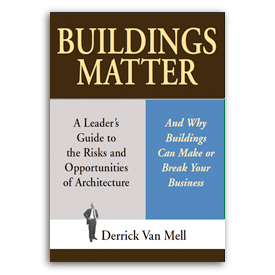 Buildings Matter Book Cover.