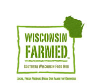 Wisconsin Farmed proposed logo.
